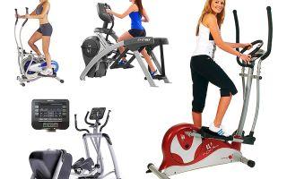 Кардио и силовые тренажеры для дома, прорабатывающие все группы мышц