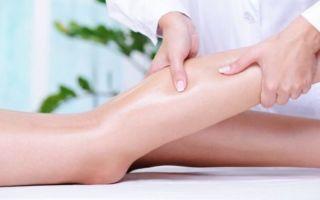 Массажные техники для похудения ног
