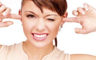 Лечебный массаж при заложенности уха