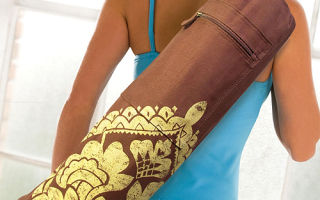 Чехол для йогического коврика