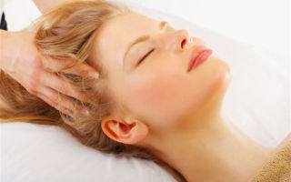 Техника массажа головы для улучшения кровоснабжения
