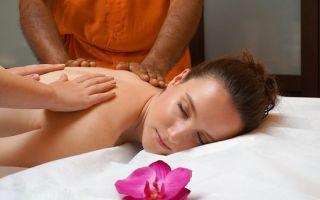 Приемы, виды и техники расслабляющего массажа