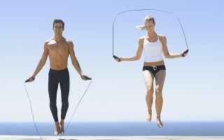 Помогают ли прыжки на скакалке похудеть?