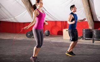Скакалка — эффективное средство для борьбы с лишним весом