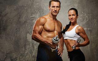 Составление комплекса силовых упражнений