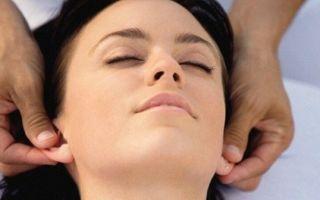 Релаксирующий и лечебный виды массажа ушей и их тонкости