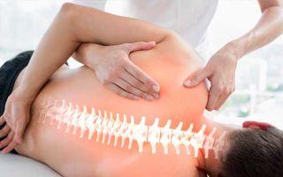 Мануальная терапия при заболеваниях позвоночника и шейного отдела