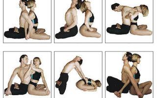 Йога в паре – это один из способов укрепить отношения