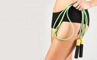 Сколько нужно прыгать на скакалке, чтобы похудеть?