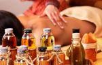 Польза аромамассажа и основные его приемы