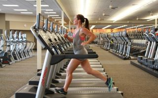 Бег для похудения на беговой дорожке