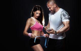 Фитнес упражнения для похудения дома: корректируем фигуру сами