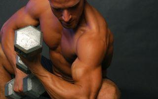 Упражнения для накачки трицепса