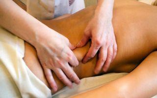 Правила и техники домашнего массажа