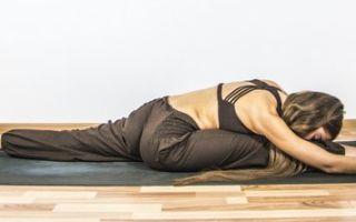 Вдохновленная йога или упражнения на растяжку