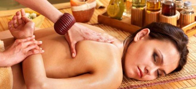 Как правильно делать тайский массаж