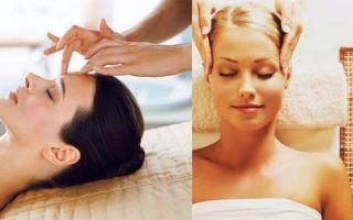 Польза точечного массажа для омоложения лица