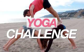 Погружение в йогу челлендж для новичков