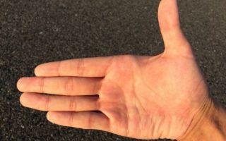 Акупунктурный массаж рук и расположение точек на ладонях