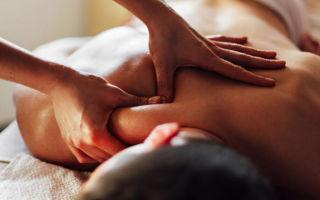 Польза и техника выполнения шведского массажа