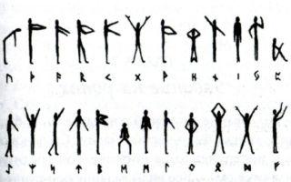 Описание рунической йоги
