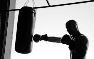 Тренировка для короля бокса в домашних условиях