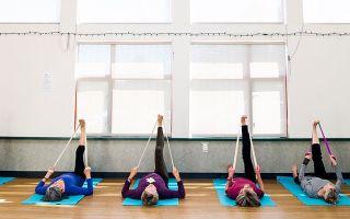 Направление в йоге Айенгара