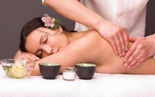 Как делать расслабляющий массаж: приемы и техники