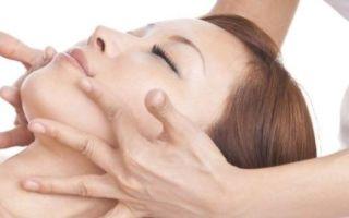 Техники японского массажа