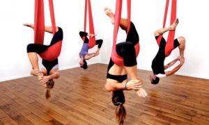 Флай йога — безопасный способ углубить практику