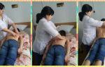 Лечебный массаж и мануальная терапия при сколиозе