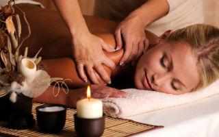 Как делать боди массаж — Секреты тайских мастеров