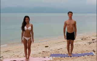 Тадасана – основополагающая асана йоги