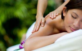 Эффективные приемы вьетнамского массажа