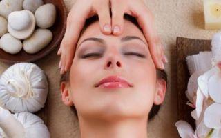 Техника точечного японского массажа шиацу для лица