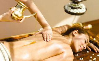 Приемы и техники тайского масляного массажа