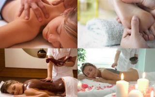 Виды, показания и особенности SPA массажа