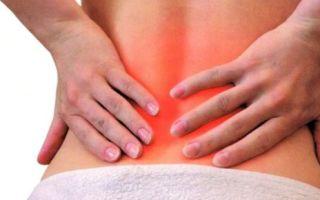 Применение йоги при спинных болях