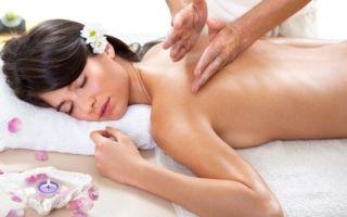 Как правильно выполнить расслабляющий массаж для женщин