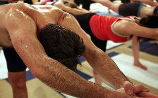 Особенности выполнения бикрам йоги
