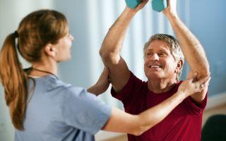 Как в домашних условиях восстановиться после инсульта с помощью упражнений