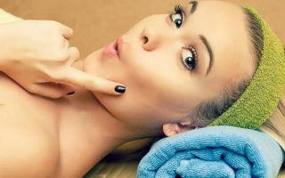 Техника буккального массажа для лица