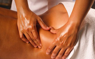 Приемы и техники тайского слим боди массажа