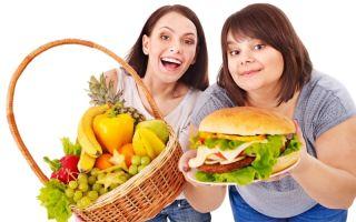 Как сбалансировать свой рацион и похудеть
