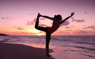 Йога для равновесия – набор специальных упражнений