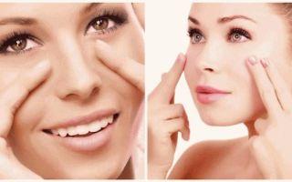 Массаж, как средство борьбы с морщинами вокруг глаз