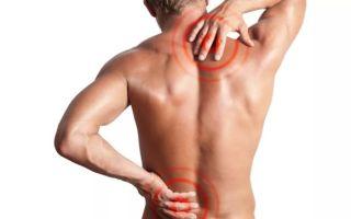 Дискомфорт в мышцах шеи или спины после процедур