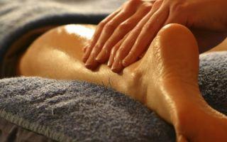 Как делать лимфодренажный массаж при лимфостазе нижних конечностей