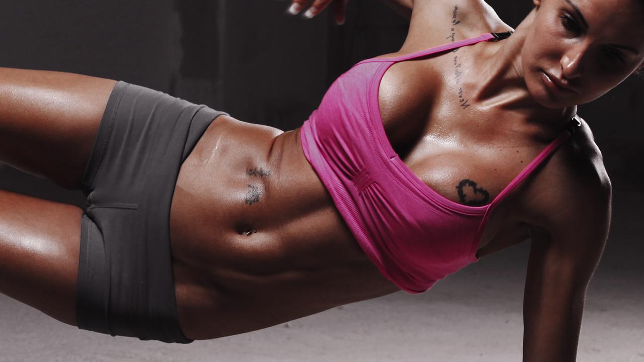 упражнение для сжигания жира