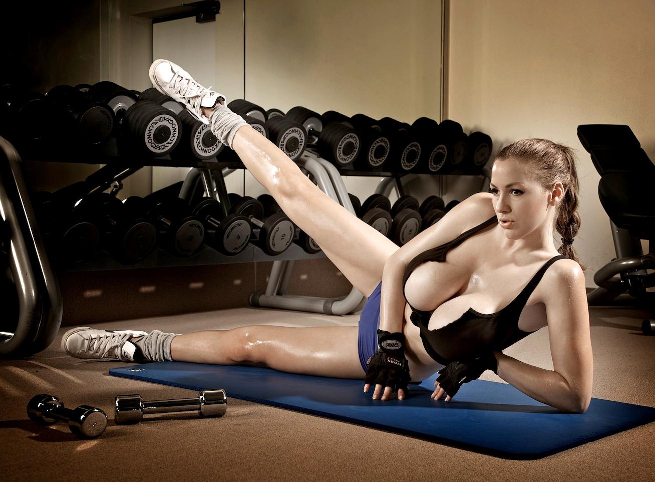 Упражнение для девушек
